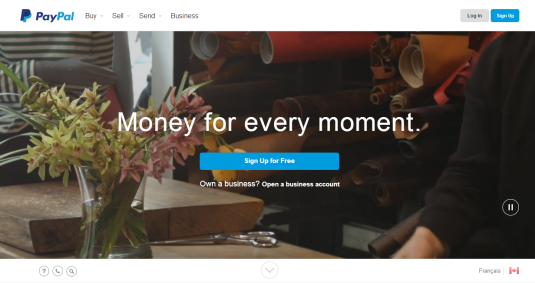 take payments on your website