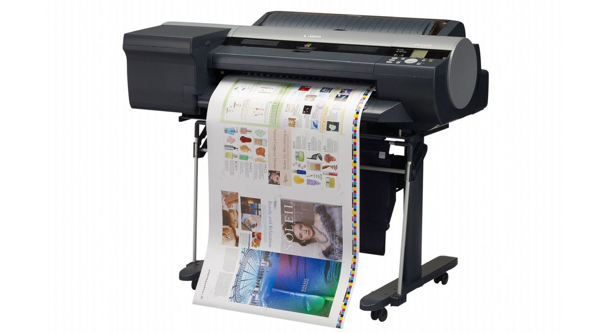 Three high-end printers for serious work - Canon imagePROGRAF iPF6400