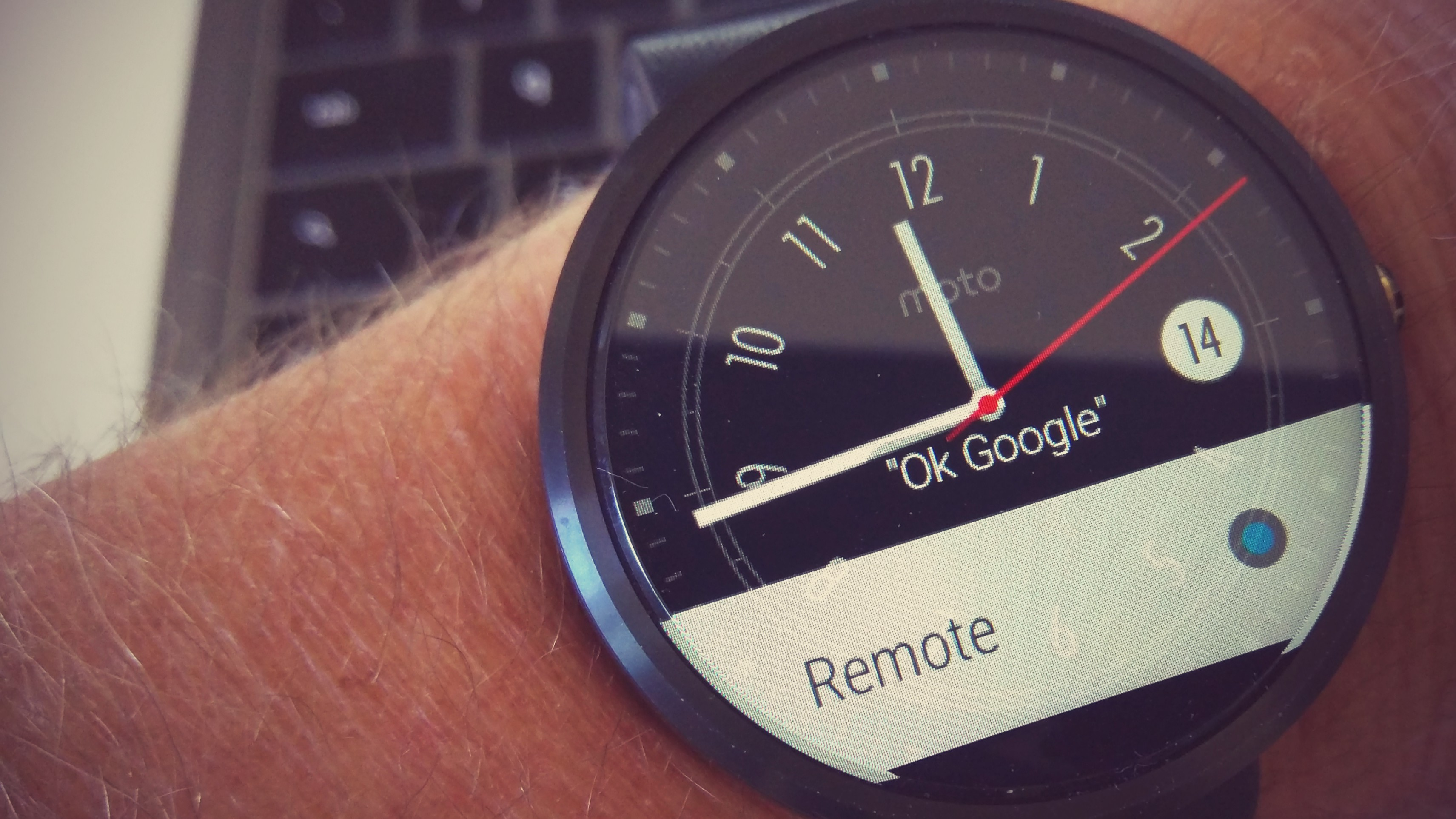 Fine! I admit it, maybe the smartwatch isn't such an awful ...