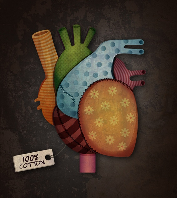 Helmetgirl - Teddy Bear's Heart