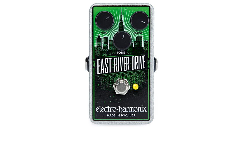 electro harmonix east river drive review musicradar. Black Bedroom Furniture Sets. Home Design Ideas