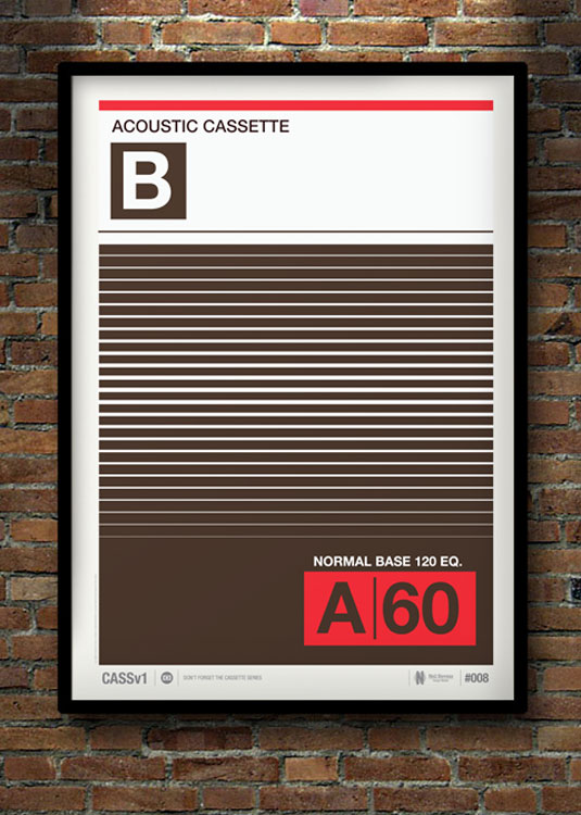 cassette posters