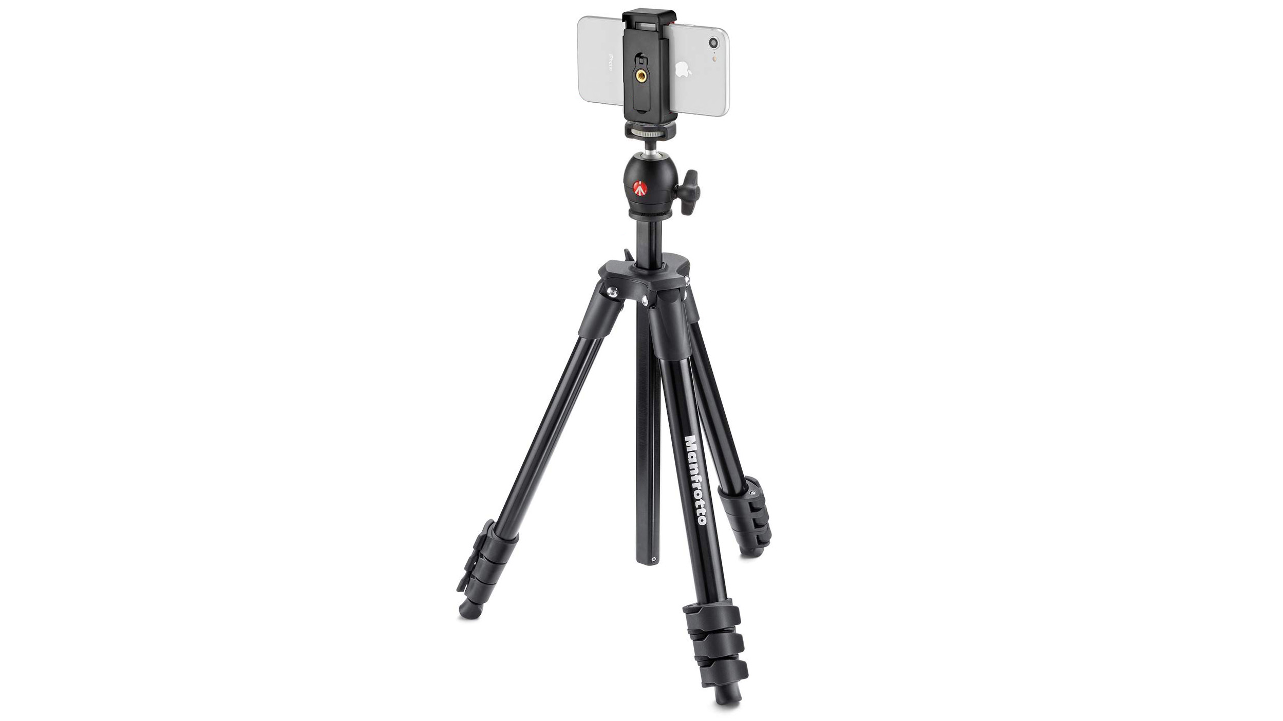 Best smartphone tripods: Manfrotto Compact Light Smart