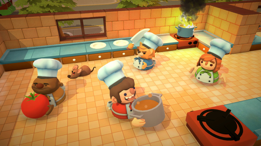 Beyond the recipe: the developers trying to improve how we cook in games