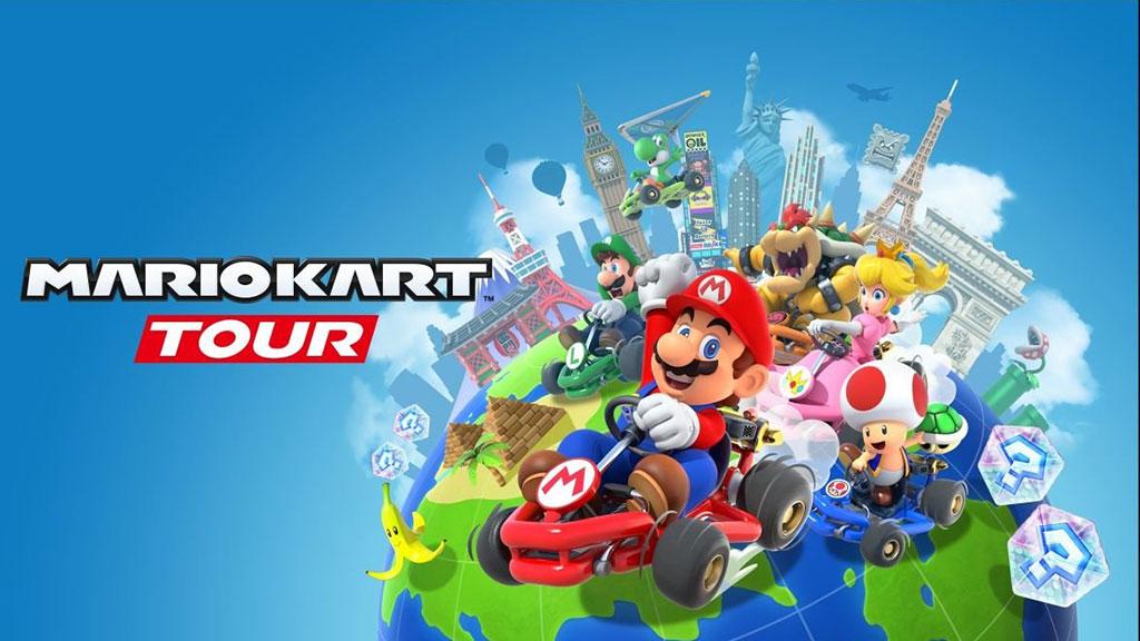 Mario Kart Tour's multiplayer beta has started