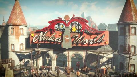 Fallout  Dlc Lettering