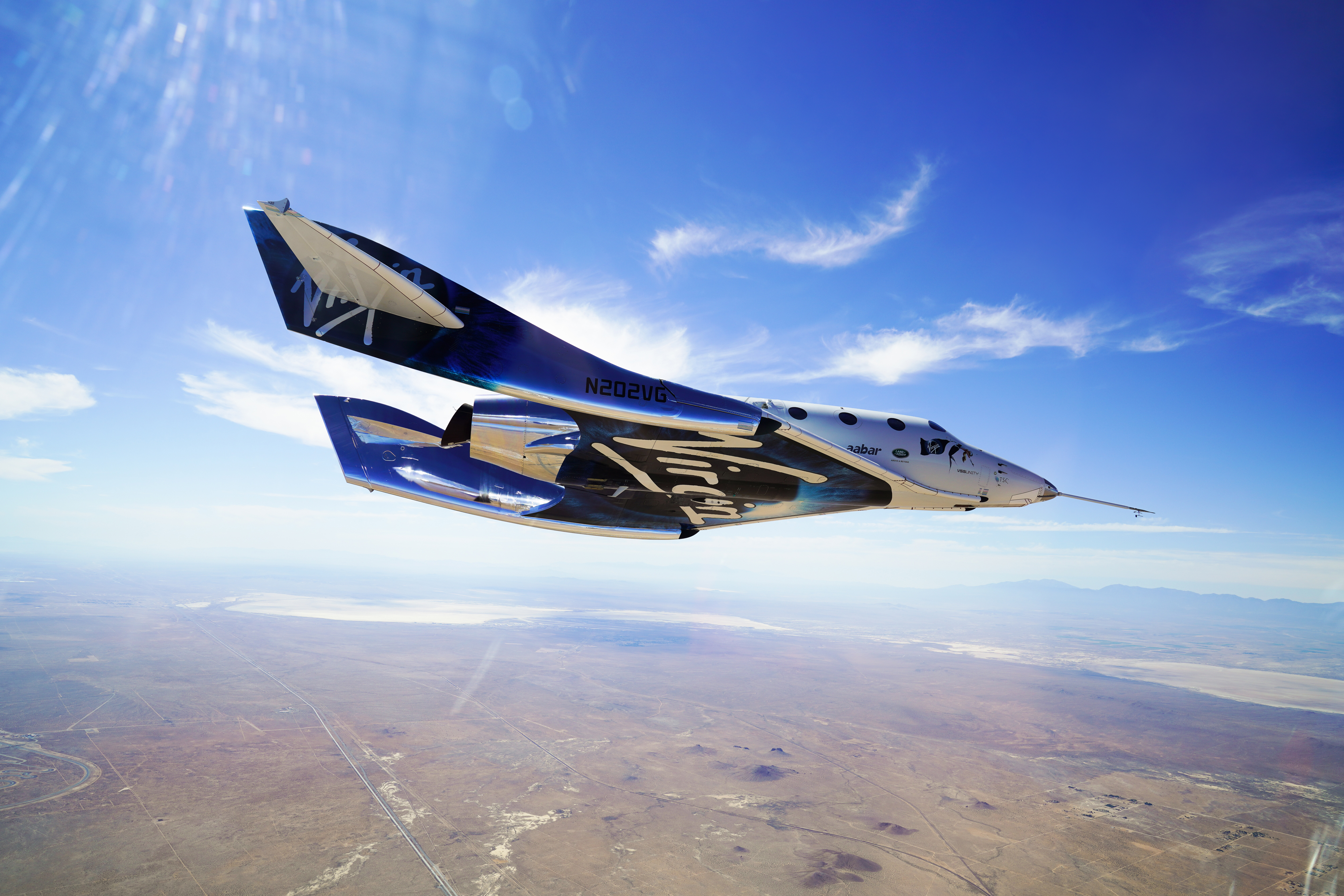 Virgin Galactic to launch science communicator and researcher to space