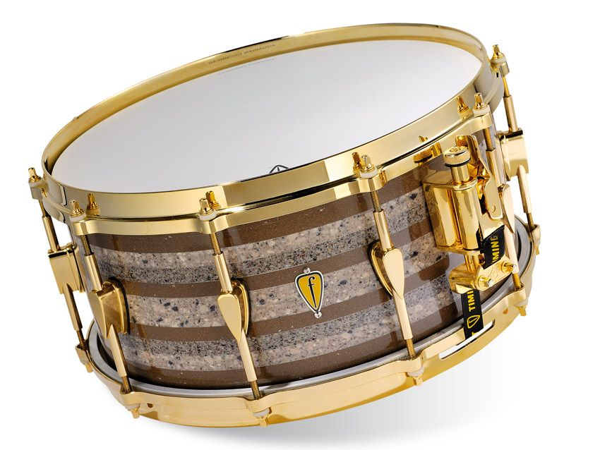 ford corian snare drums review musicradar. Black Bedroom Furniture Sets. Home Design Ideas