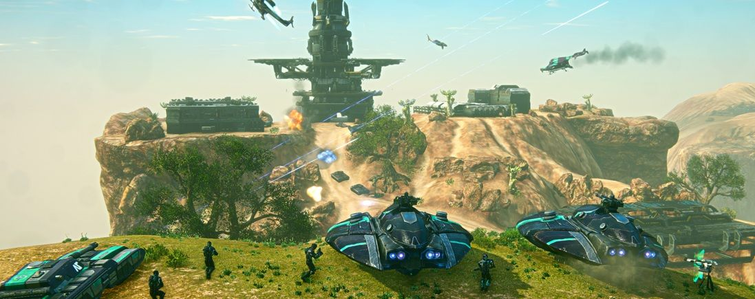 Top PlanetSide 2 player criticizes focus on kill/death ...