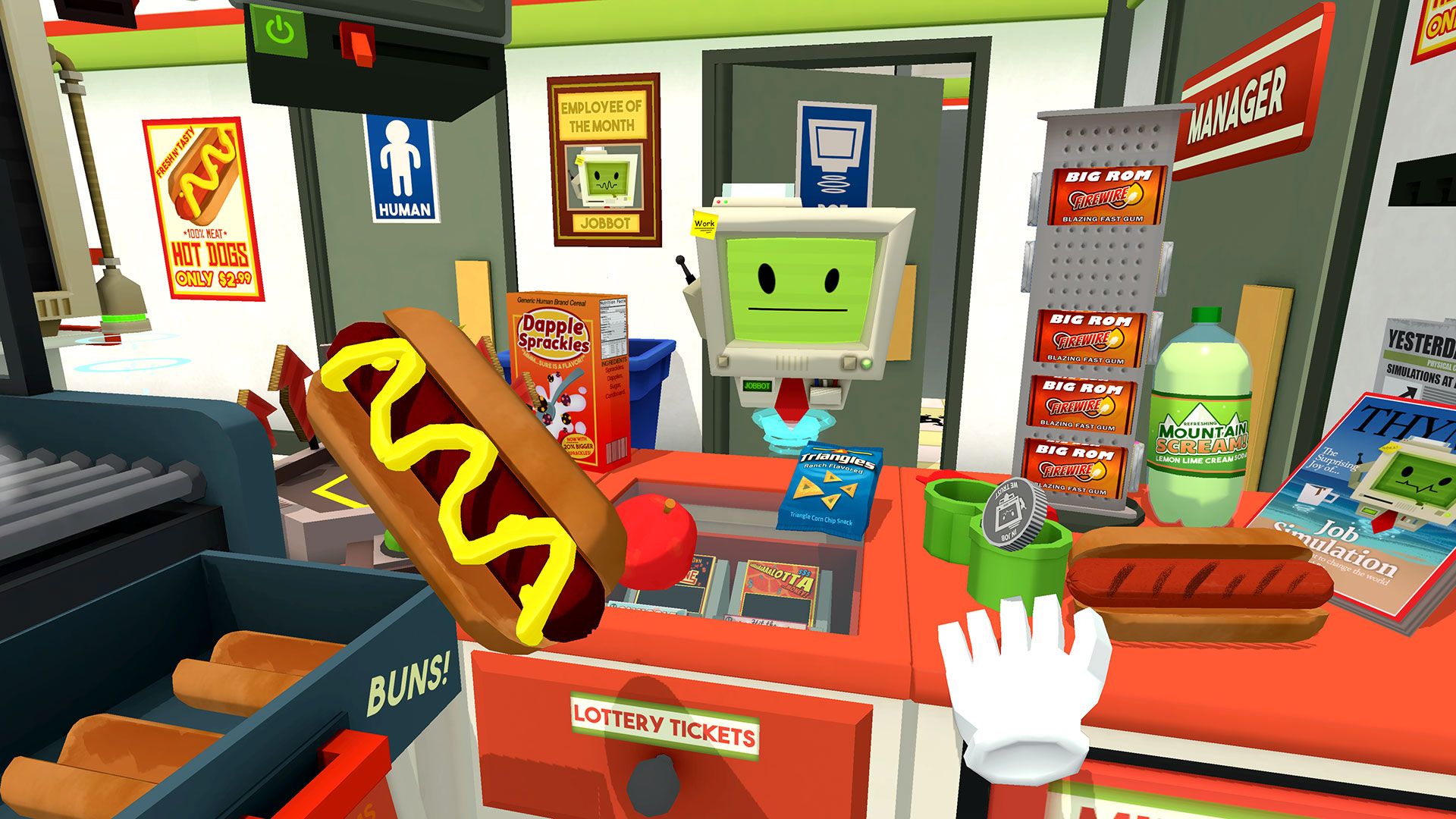 job simulator review pc gamer