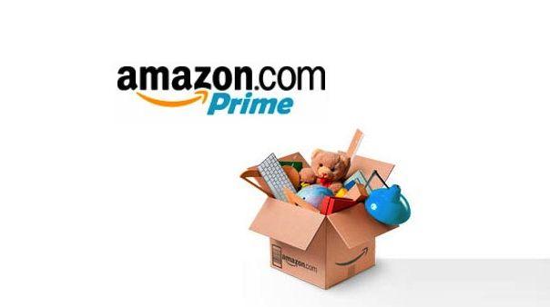 Amazon Prime November