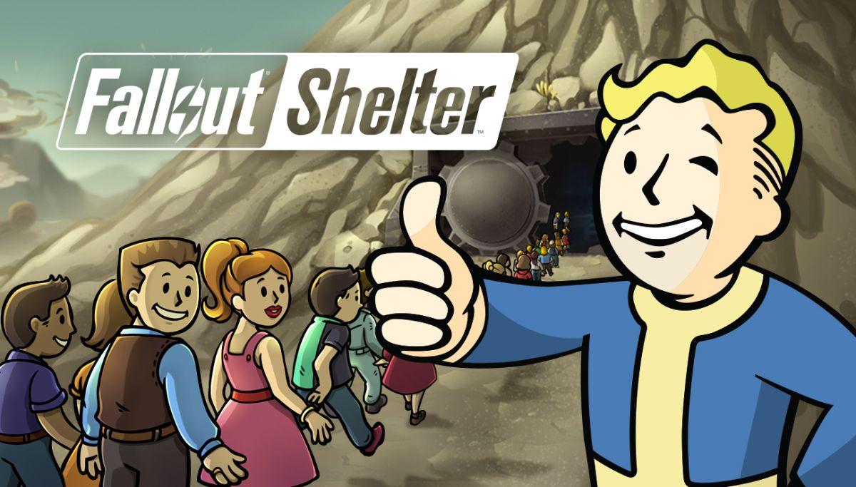 Resultado de imagem para fallout shelter