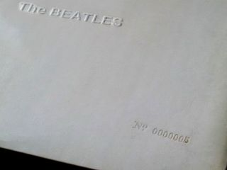 Beatles Rare White Album For Sale On Ebay Musicradar