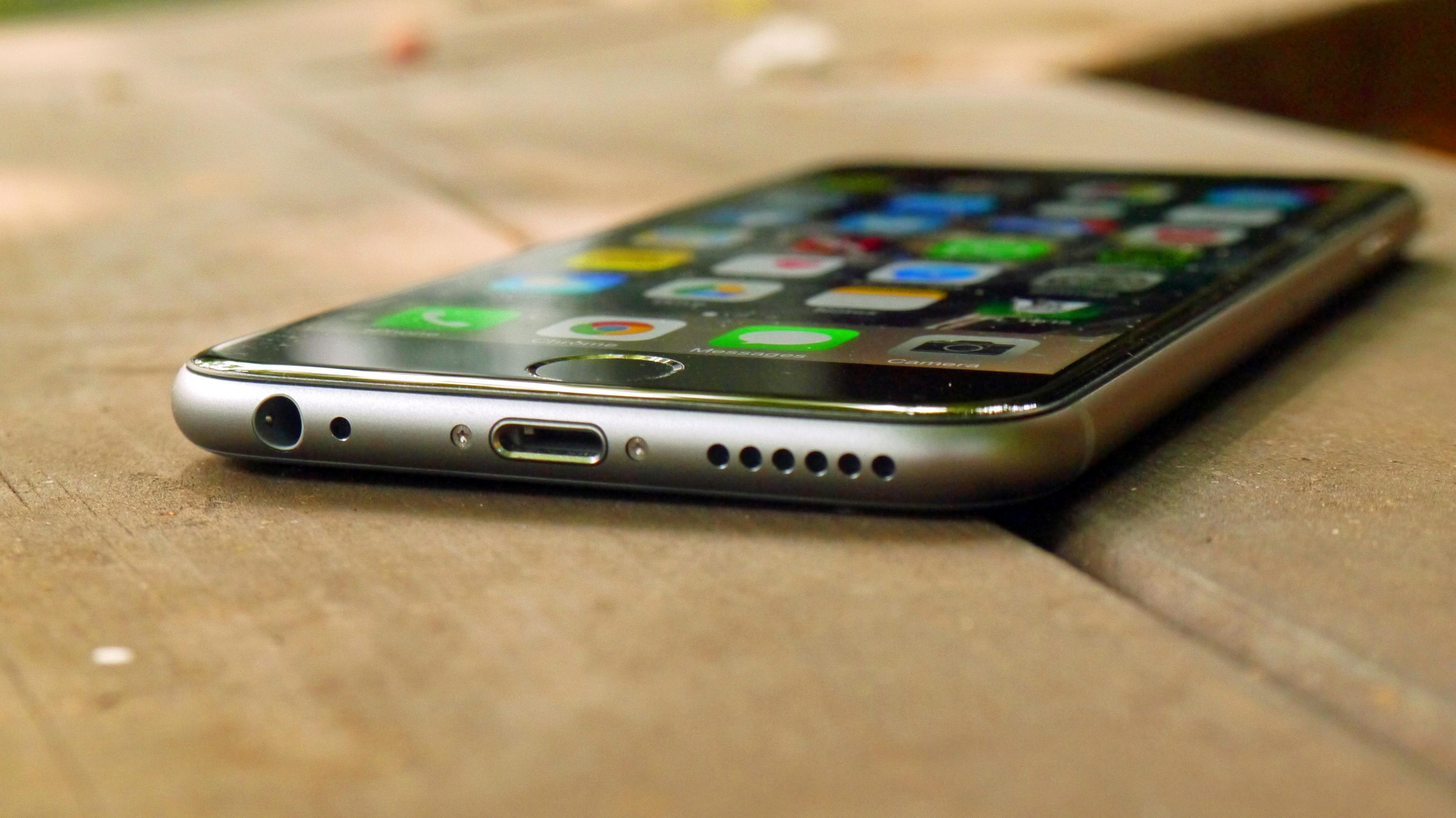 iPhone 6 и Meizu M3S mini