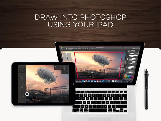 Astropad iPad