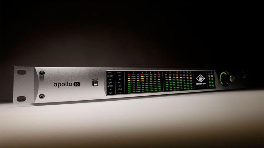 Musikmesse 2013: Universal Audio announces Apollo 16 audio ...