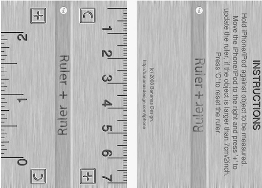 Best iPhone apps: Ruler