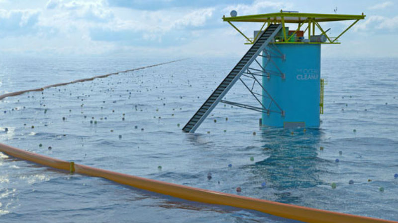 ocean clean up