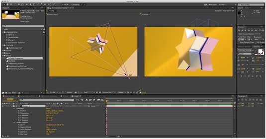 Beginner's After Effects Cinema 4D