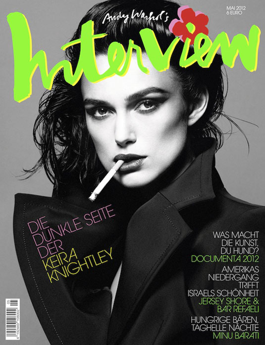 Magazine Covers: Interview