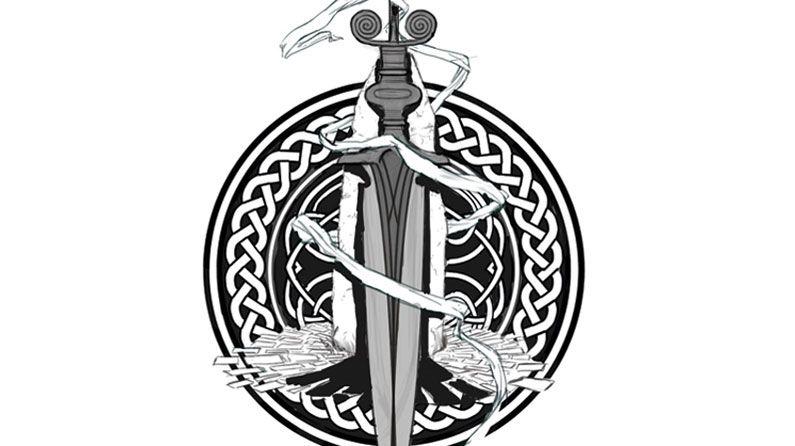 create a custom celtic tattoo in photoshop creative bloq. Black Bedroom Furniture Sets. Home Design Ideas