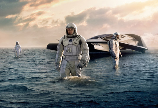 Theoretical physicist Kip Thorne provided the maths for this VFX masterclass