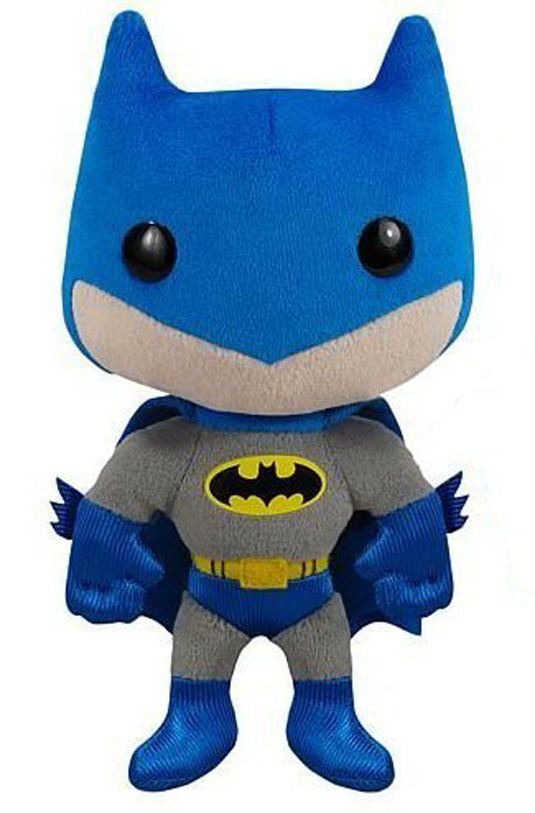 Batman merchandise: Plushie