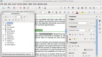 Download LibreOffice Writer