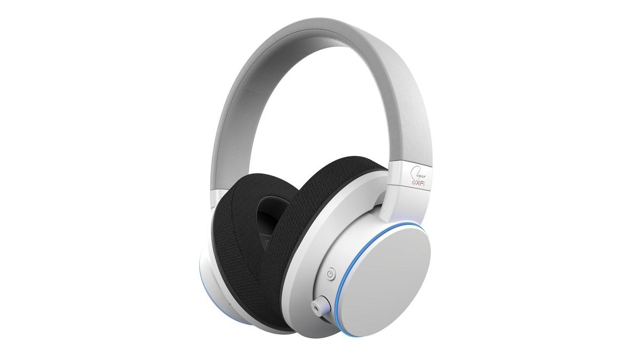 Creative SXFI Air headphones