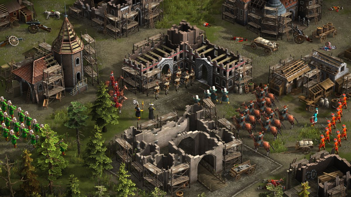 Cossacks 3 Release Date - Game - Releases.com