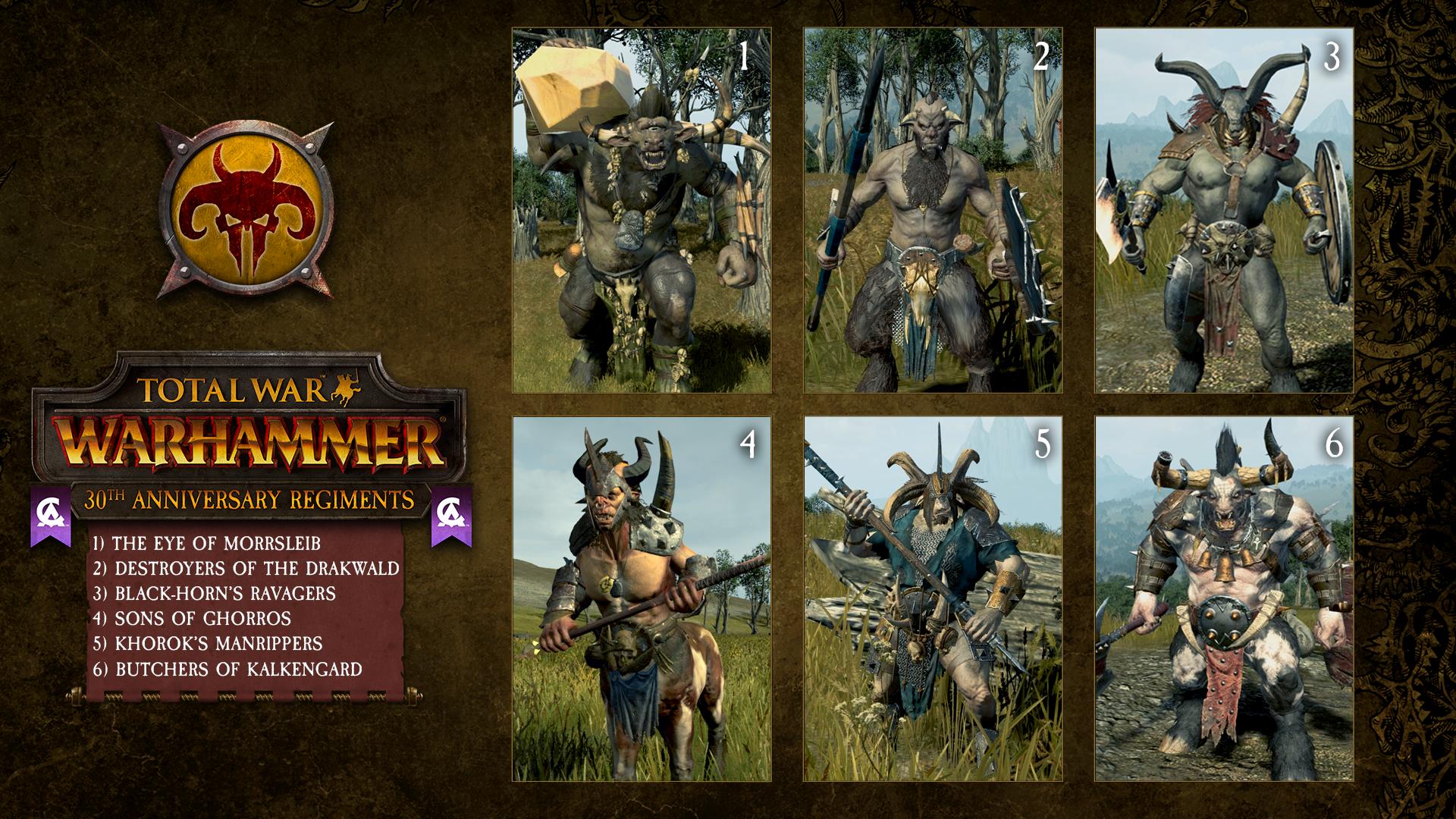 warhammer 2 total war races