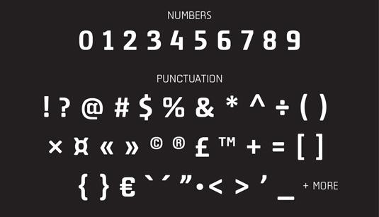Rodian Sans font