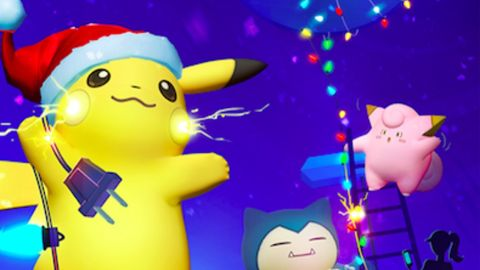 Datamine suggests Pokemon Go's Christmas event isn't done adding ...