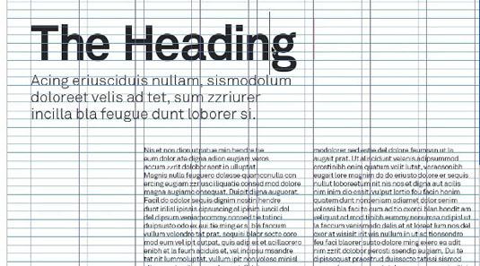 Web typography