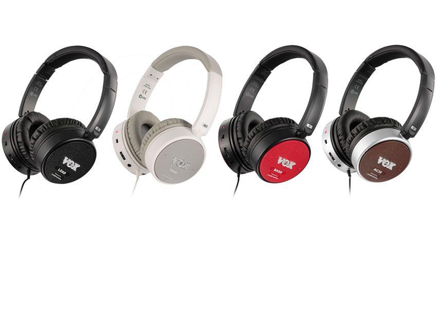 vox announces amphones headphone amp range musicradar. Black Bedroom Furniture Sets. Home Design Ideas
