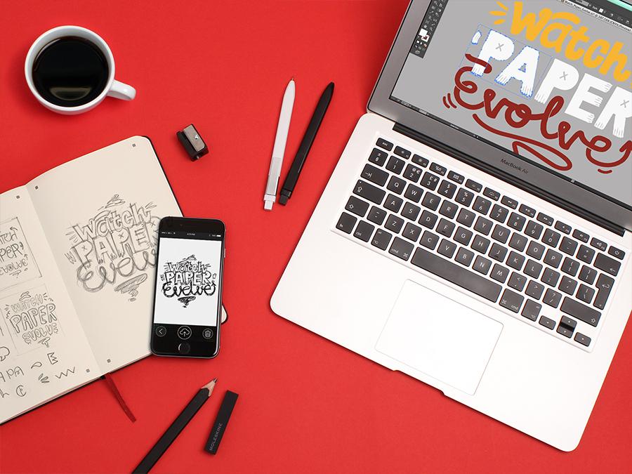 Fiasco Design Moleskine app