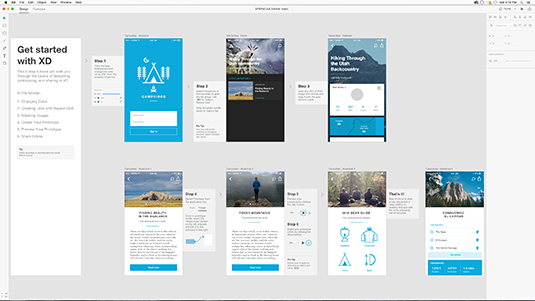 Review: Adobe Experience Designer CC
