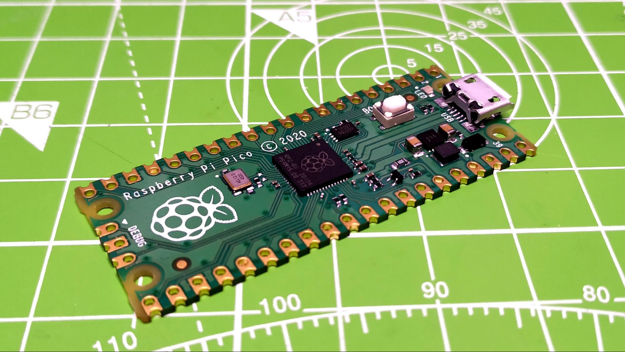 Raspberry Pi Pico Gains Unix-like Operating System
