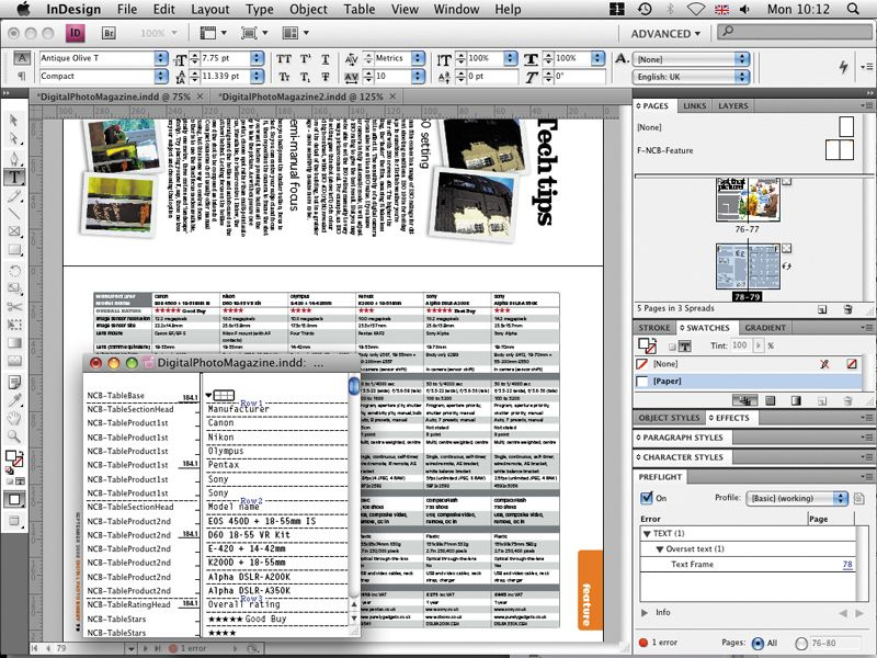 Adobe InCopy CS4 Free Download - OneSoftwares
