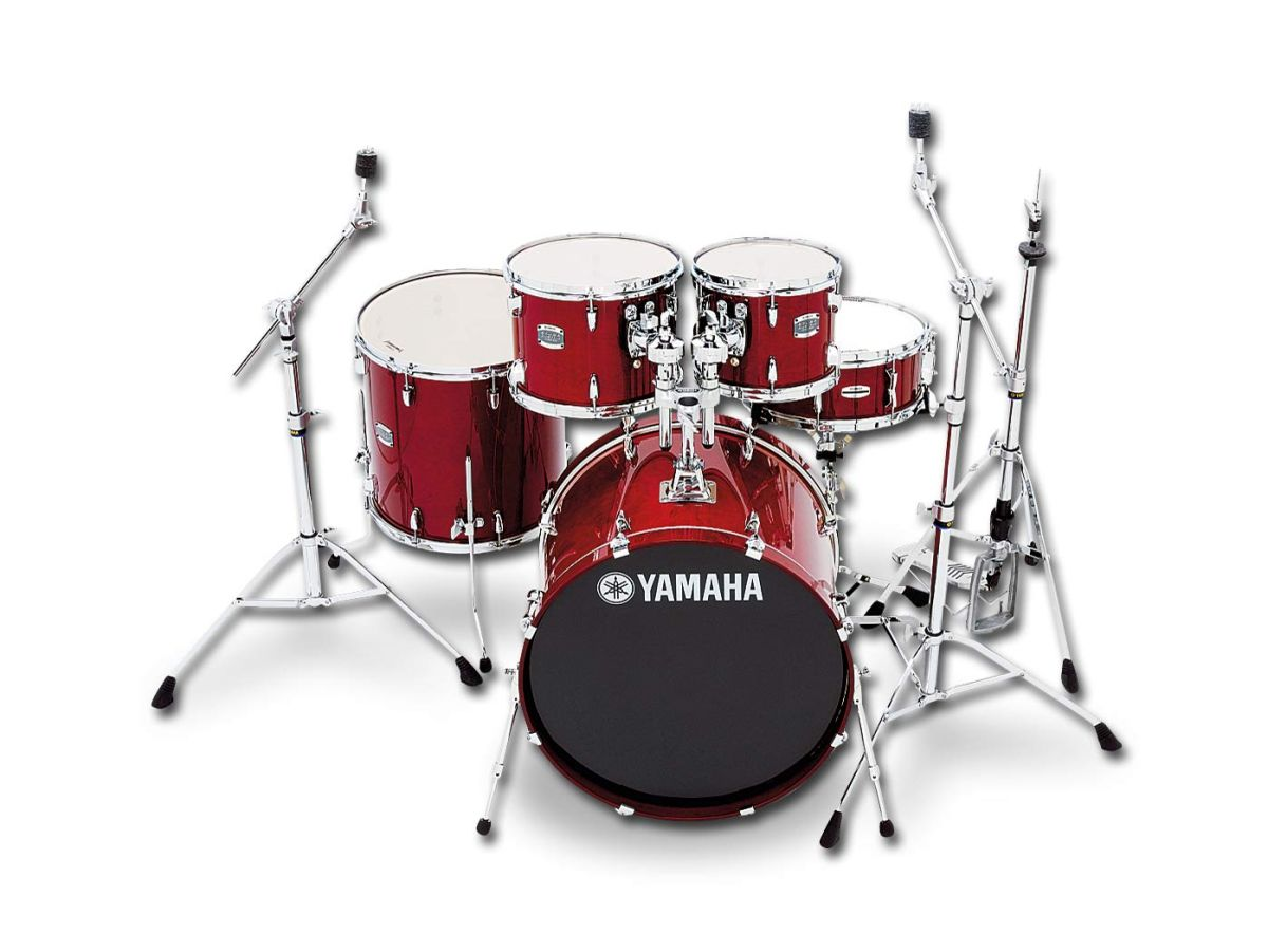 Yamaha stage custom birch kit review musicradar for Yamaha stage custom steel snare drum 14x6 5