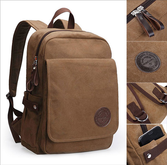 Bags for designers - laptop backpack