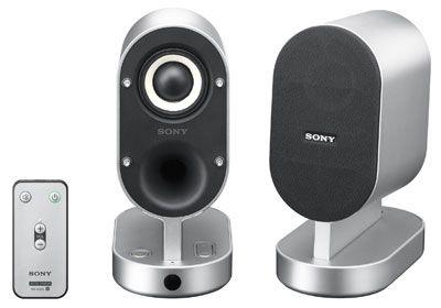 Sony Unveils New 2 0 Speaker System Techradar
