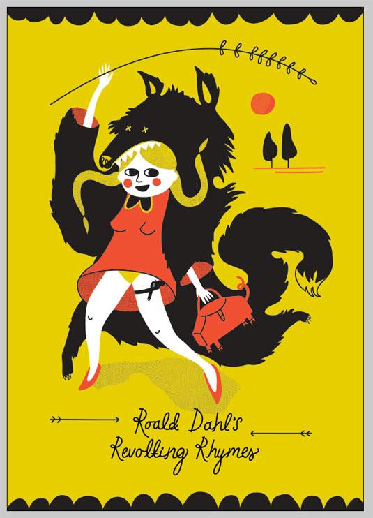 Roald Dahl exhibition