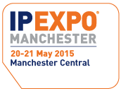 IP EXPO Manchester Logo with Dates