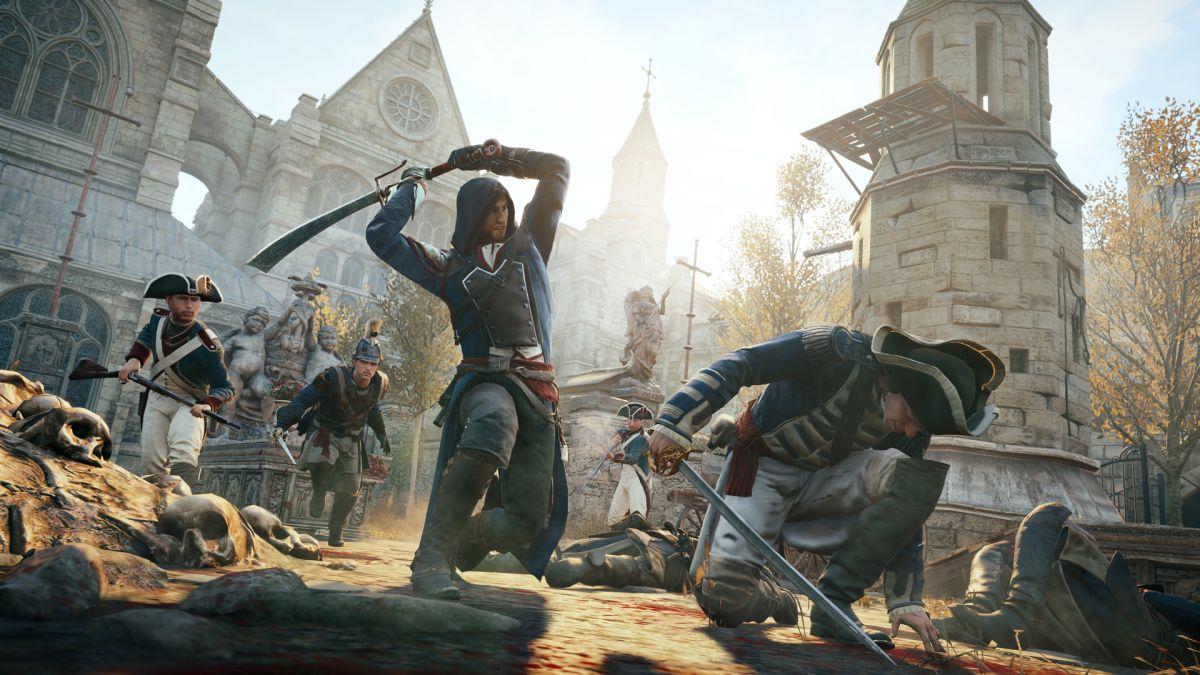 Assassin's Creed Unity review | GamesRadar+