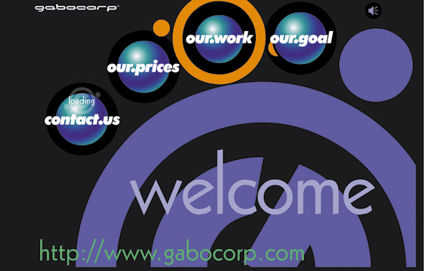 Best flash sites ever: Gabocorp