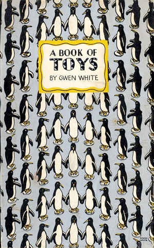 Penguin covers: A book of toys