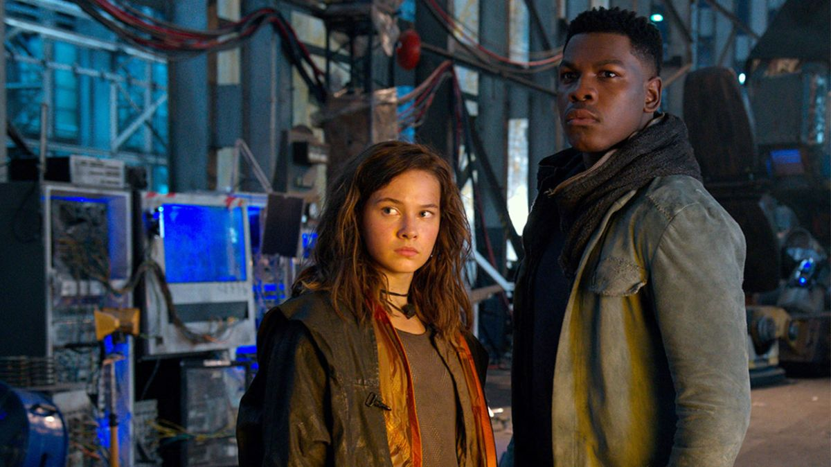 John Boyega and giant robots take centre stage in these exclusive new Pacific Rim Uprising images