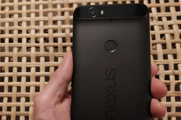 Nexus 6P Camera and Sensor