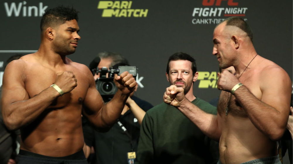 UFC live stream: how to watch Overeem vs Oleinik at Fight Night 149 online from anywhere